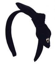 Twist - black velvet