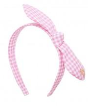 Gingham Twist - Pink